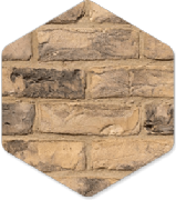 York Handmade Kilburn 50mm Brick